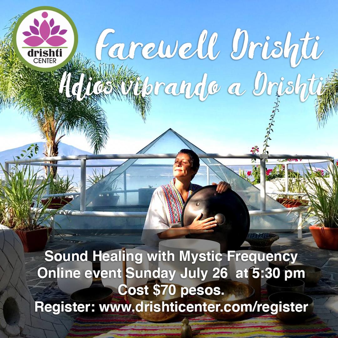 online sound healing