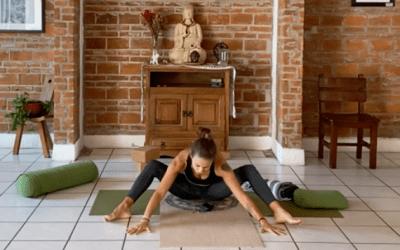 30min Gentle Yoga (English)