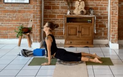 1hr Flow Yoga All Levels/ Intermediate (English)