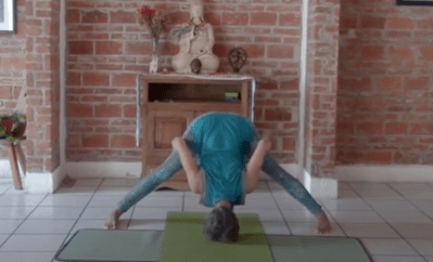 50min Hatha Yoga Flow – Intermediate (English)