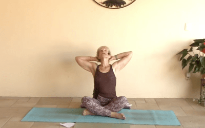 35min Beginners Yoga for Neck and Shoulders (English)