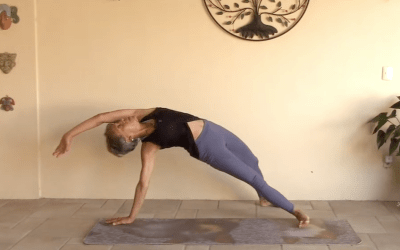 30min Core Vinyasa Yoga – Intermediate (English)