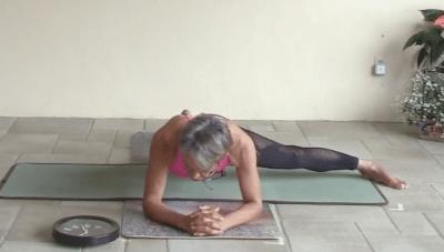 20min Plank Class – Upper Body