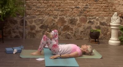 1hr Therapeutic Yoga for the Sacrum (spine and hips)