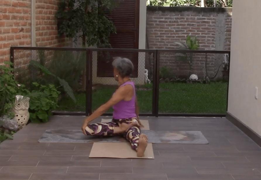 40min Vinyasa Yoga