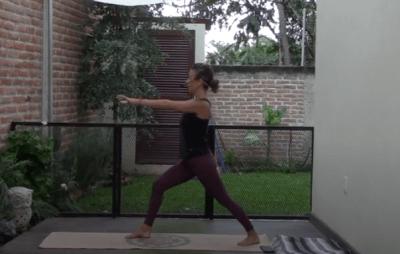 35min Pole Pilates