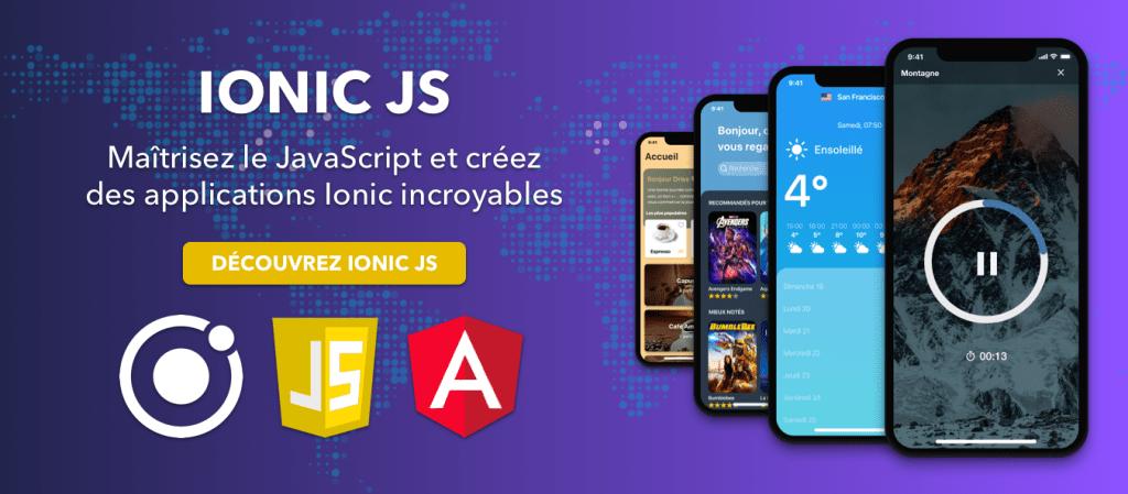 Ionic JS