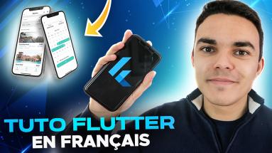 Flutter Tutorial Français : Créer Le Design D'une Application De Réservation d'Hôtel Avec Flutter