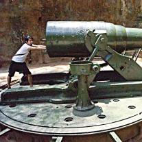 The Battery Way Mortars