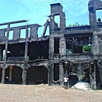Ruins of Mile-Long Barracks