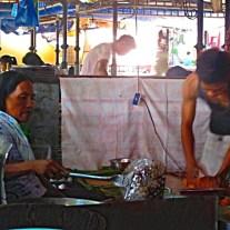 Empanada making