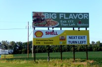 Applebee's & Shell Convenience Store