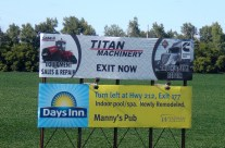 Titan Machinery & Days Inn