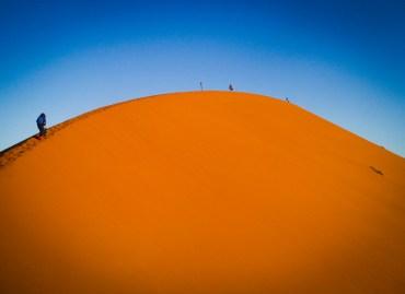 deserto della Namibia