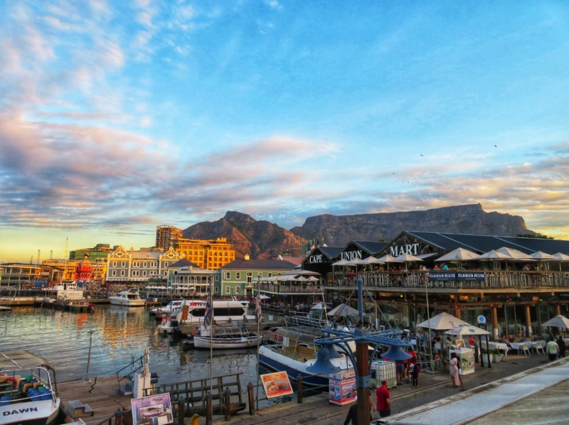 Cape Town: salire la Table Mountain