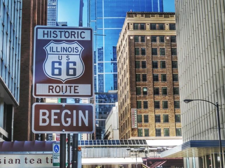 Route66 cosa vedere in Illinois