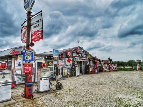 Route66 cosa vedere in Missouri