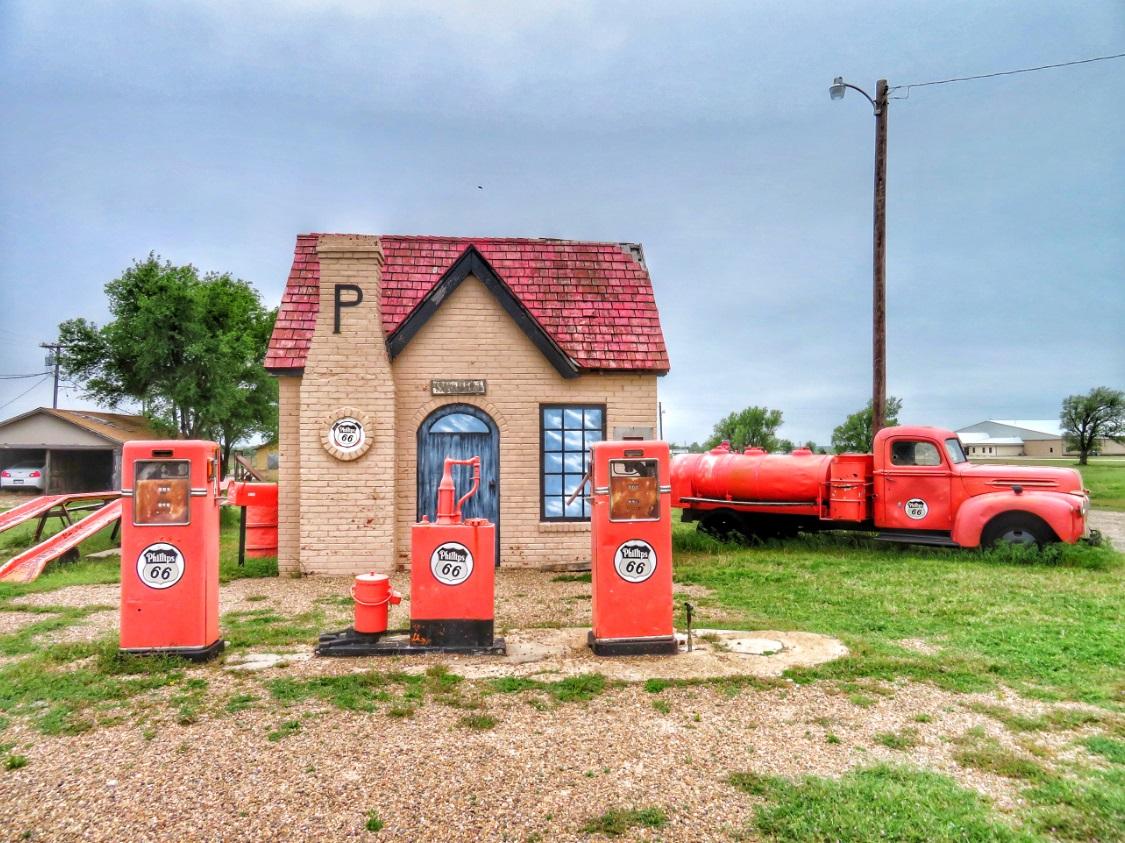 Route66 cosa vedere in Texas