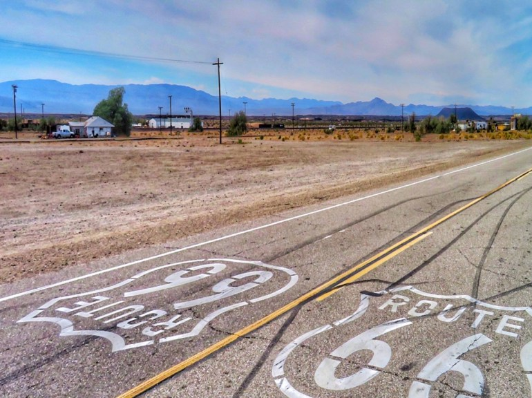 Route66 cosa vedere in California