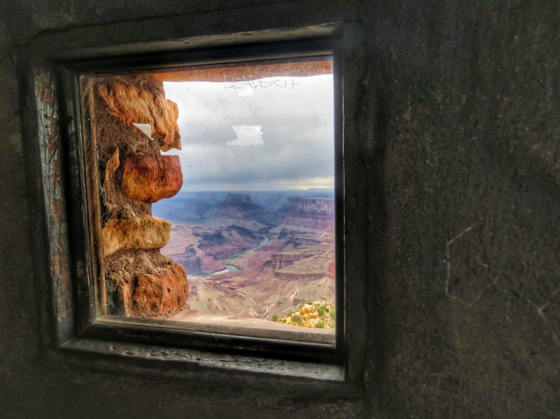 Grand Canyon in autonomia