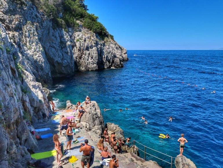 Spiagge di Capri