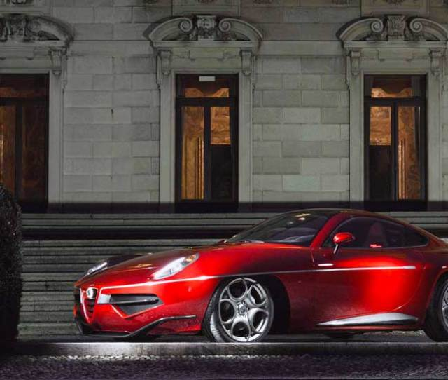 Alfa Romeo Disco Volante At Drive