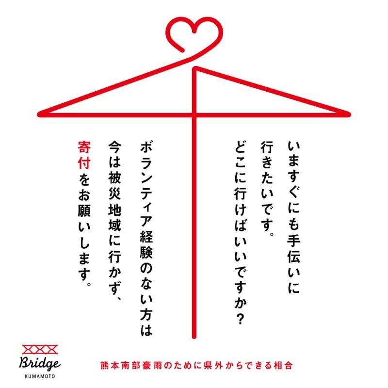 BRIDGE KUMAMOTOが県外に向けて発信した情報例(その2)