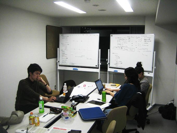 仲間と共にJICAの貸し会議室で事業プランを練り上げた、クロスフィールズ創業の瞬間