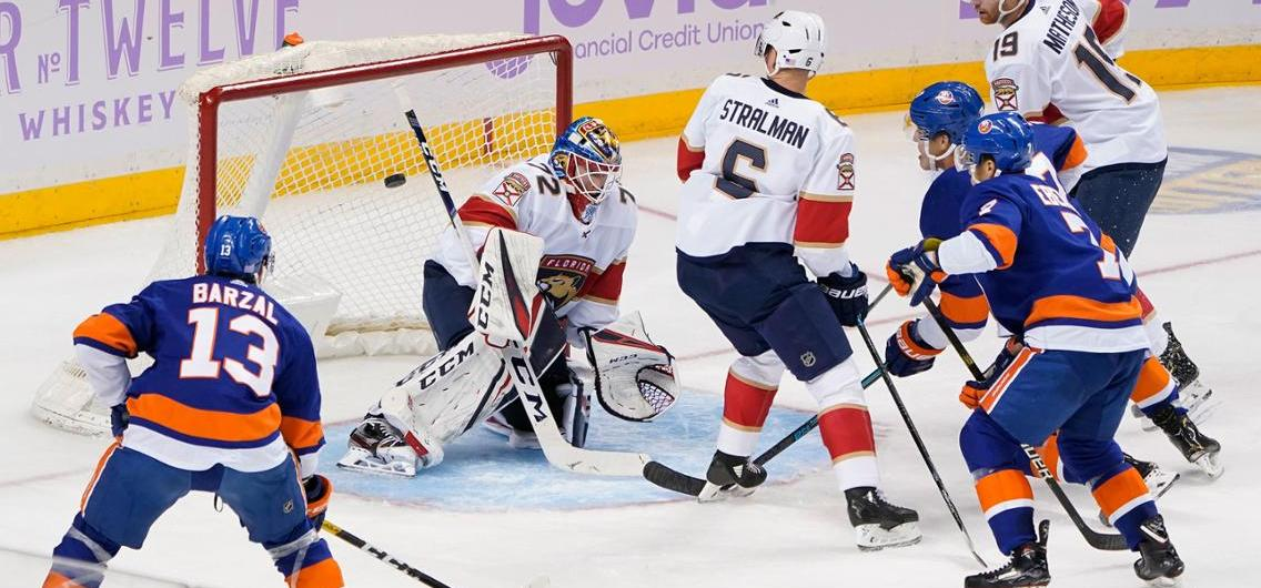 Islanders vs Panthers