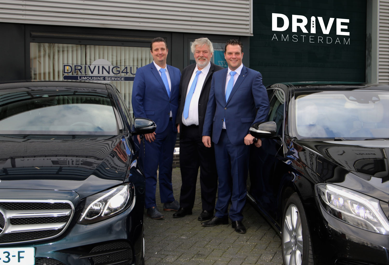 Drive Amsterdam executive team