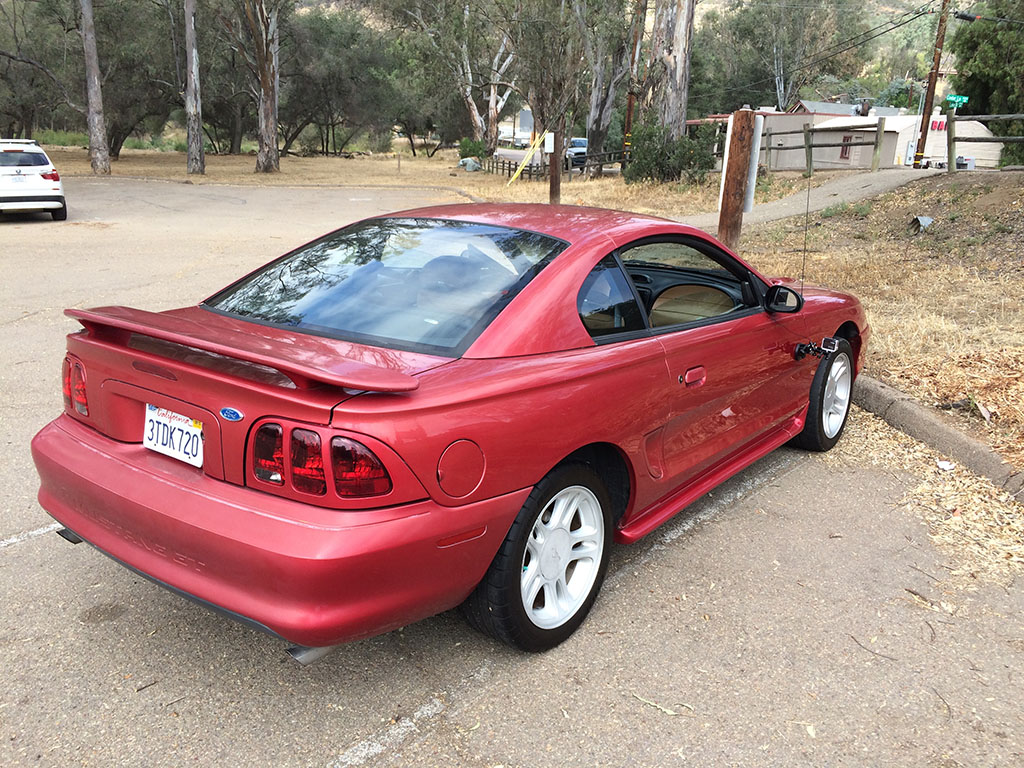 40 Month Update: 1996 Ford Mustang GT