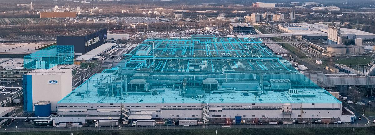 Το εργοστάσιο της Κολωνίας