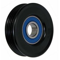 Air conditioner idler pulley