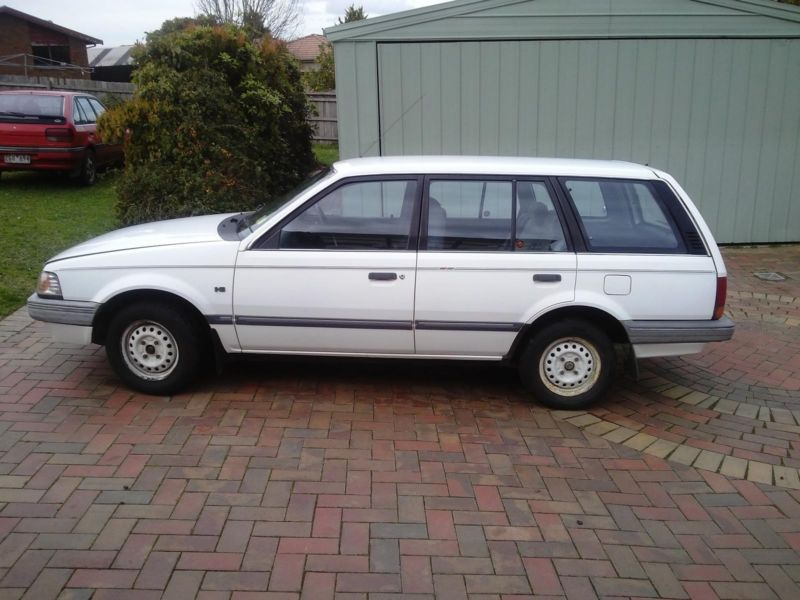Ford Laser Wagon