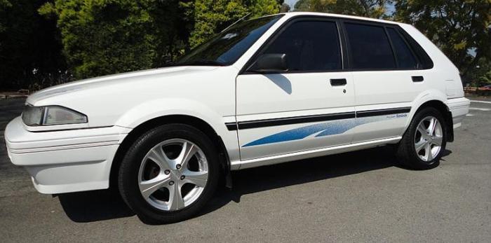 Nissan Pulsar Reebok Edition