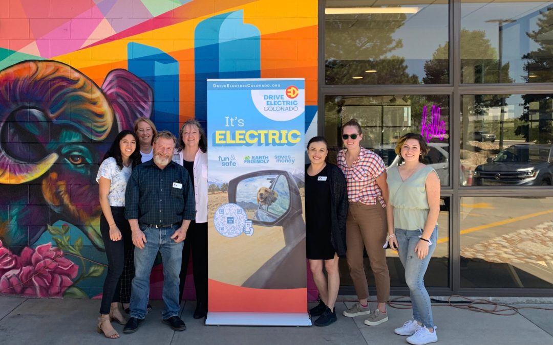 Drive Electric Colorado Hosts Educational Session With Denver Lyft Drivers