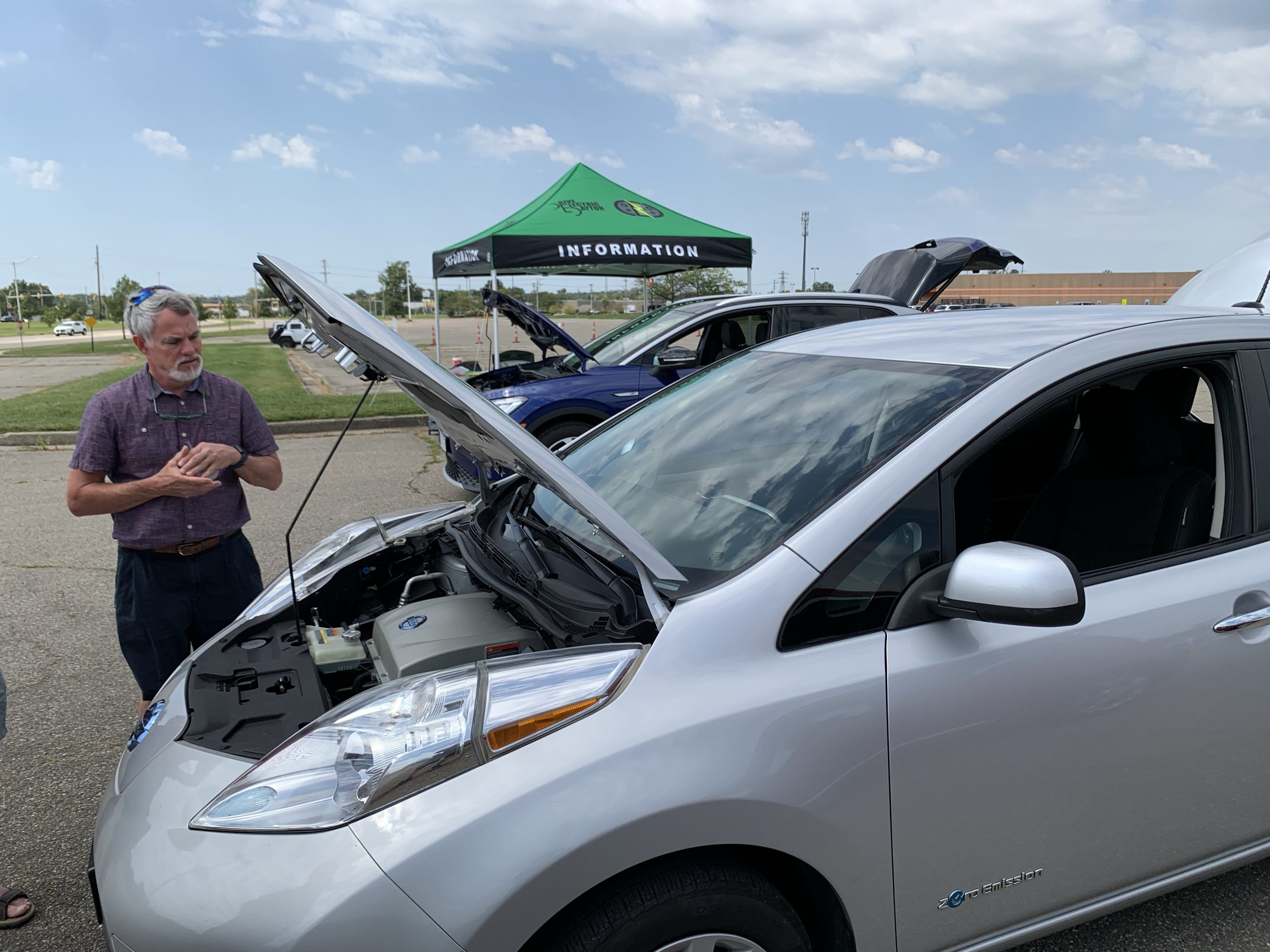 Green Expo and Car Show on Saturday, Sept. 11 – Did We See You There?