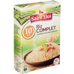 riz complet 10 min saint eloi intermarche
