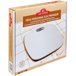 pese personne electronique top budget
