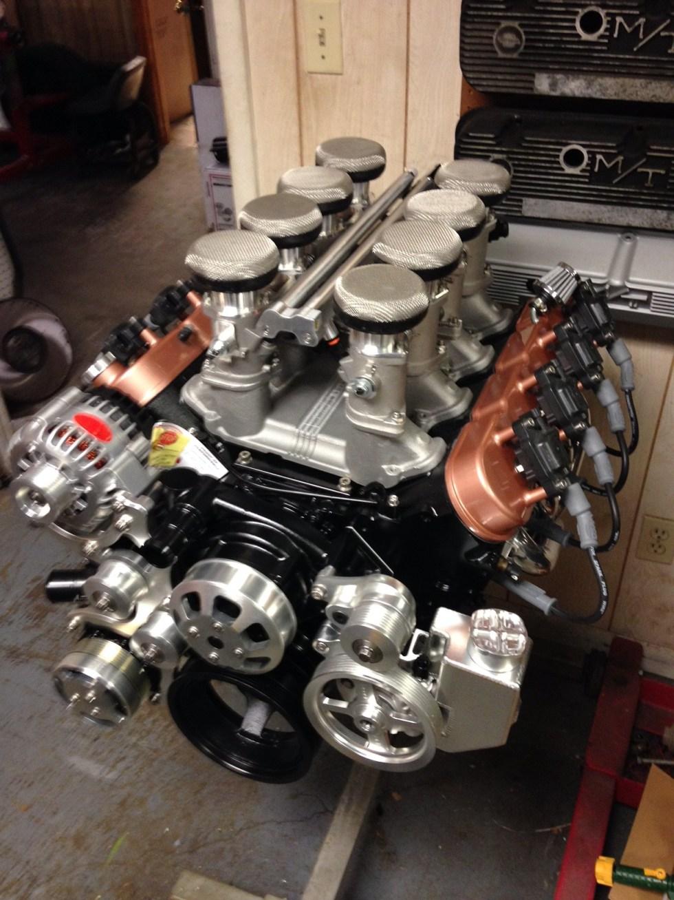 bubba engine