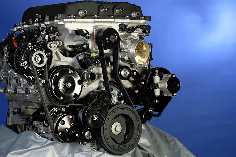 lt5 engine diagram lt5 serpentine accessory drive system drive junky  lt5 serpentine accessory drive system