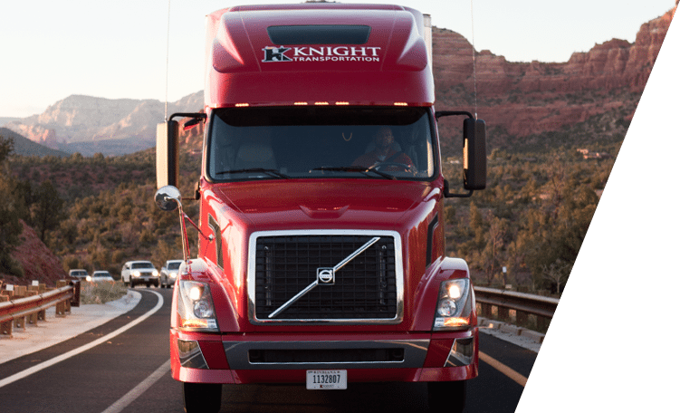 Knight Transportation truck-independent-contractors