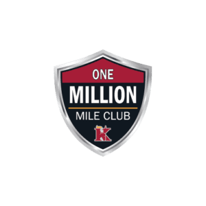 One Million Mile Club Logo