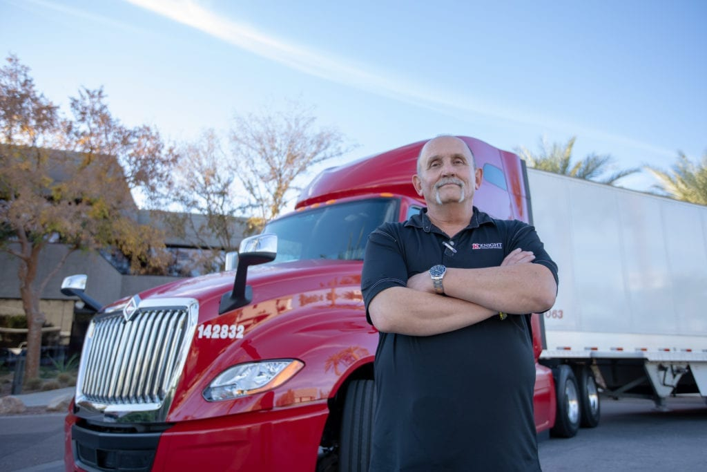How to Go From Rookie Truck Driver to Veteran Trucker