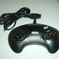 Joystick do Mega Drive - uma análise
