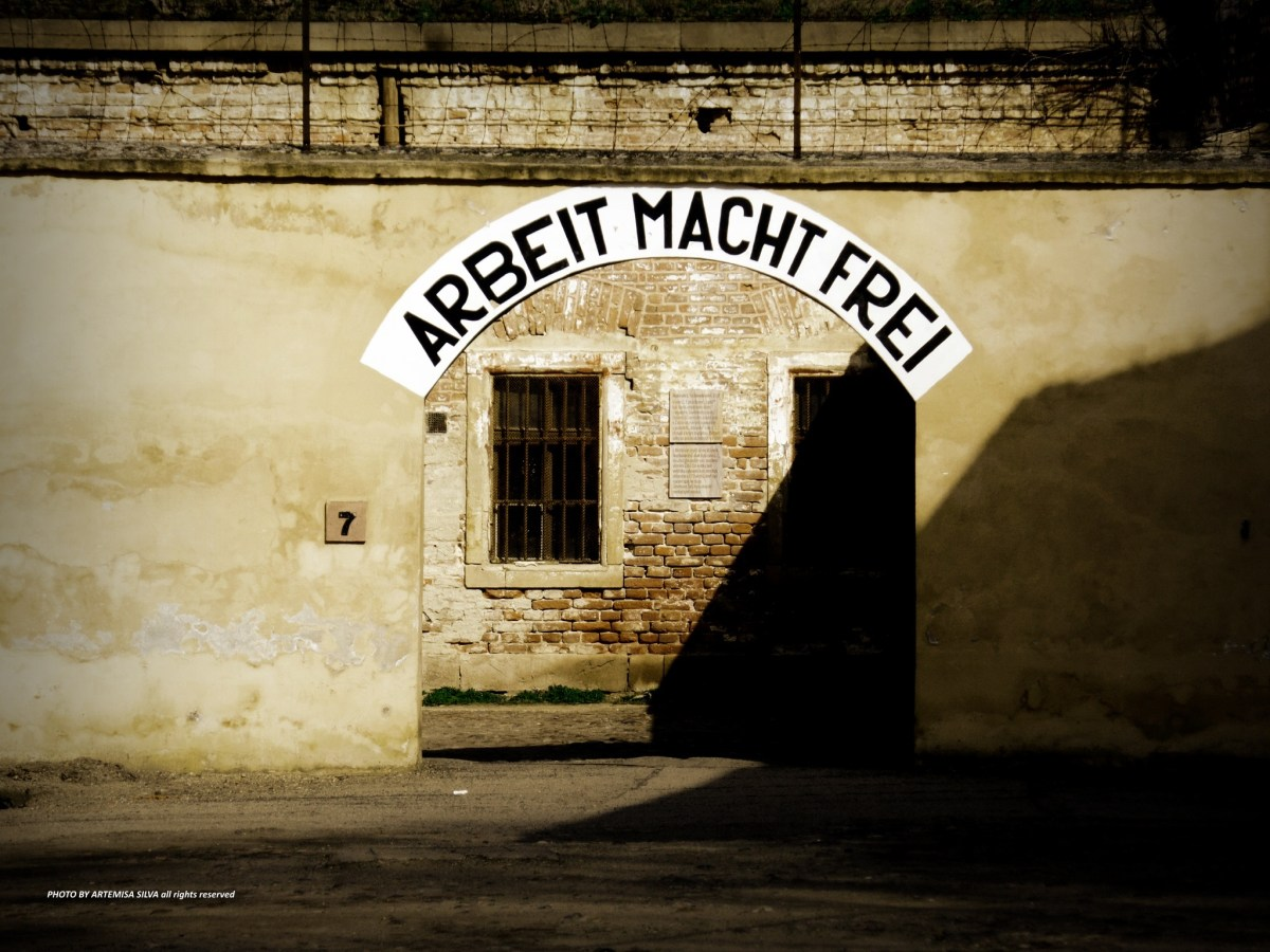 Terezín Concentration Camp: to remember what we should never forget