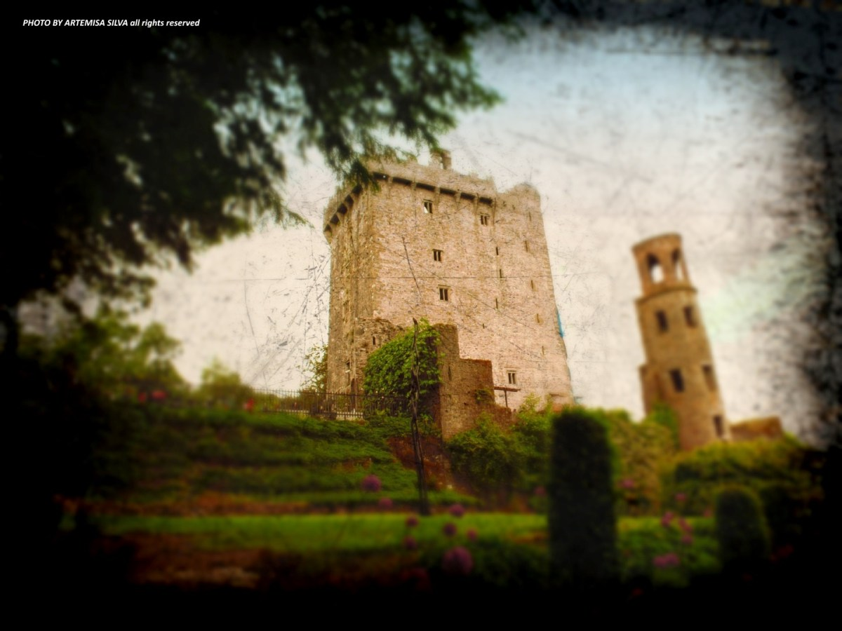 The gift of gab: is it worth to kiss the Blarney stone?