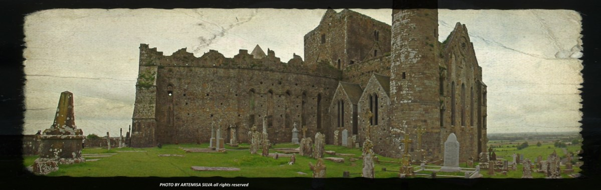 Cashel: the Rock and the devil's bite