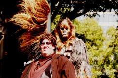 Say hello to the wookie