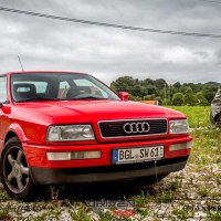 Audi Obsessed: Simon and his B4's
